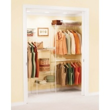 Imagine a Neat Closet, then Get Going!
